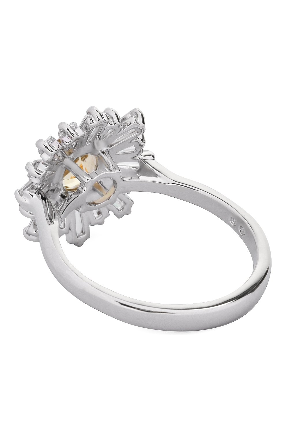 Женское кольцо sunshine SWAROVSKI серебряного цвета, арт. 5472481 | Фото 2