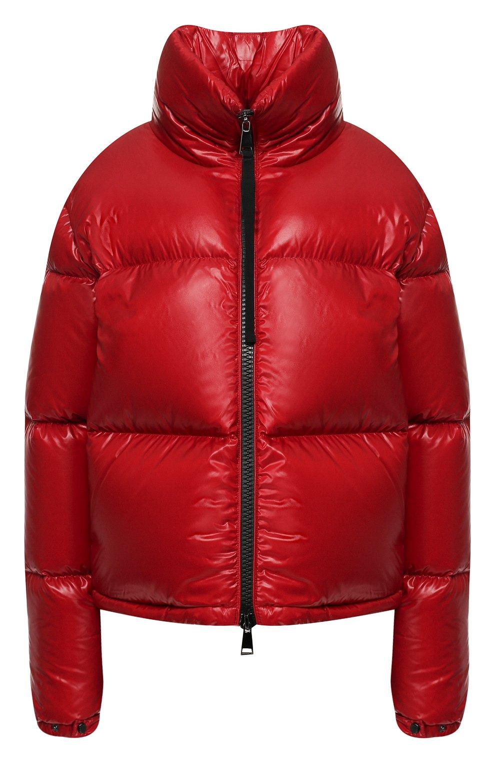 Женский куртка moncler rimac MONCLER красного цвета, арт. E2-093-45915-00-C0067   Фото 1