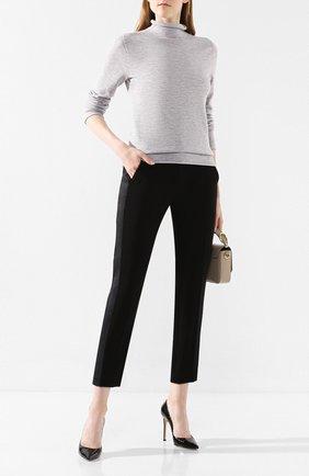 Женские брюки RAG&BONE черного цвета, арт. WAW19F7054M454 | Фото 2