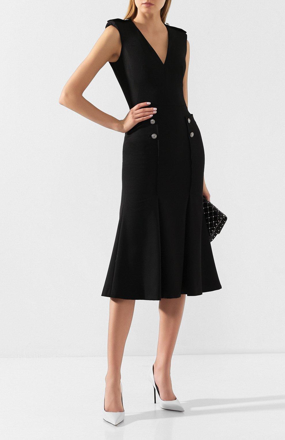 Шерстяное платье   Фото №2