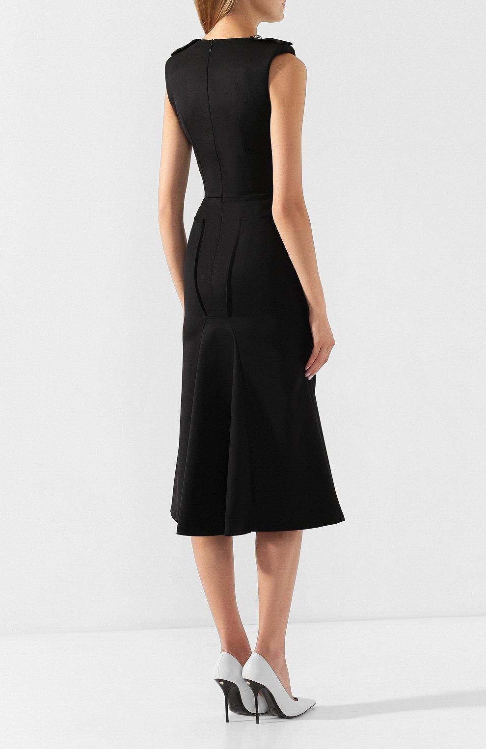Шерстяное платье   Фото №4
