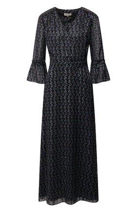 Женское платье с принтом PAUL&JOE черного цвета, арт. KANT0INETTE | Фото 1