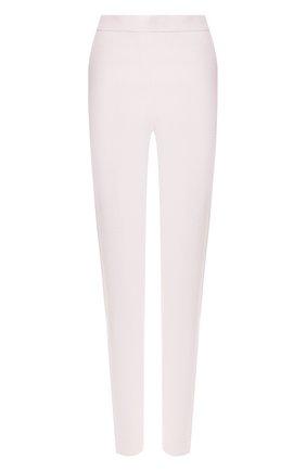 Женские джоггеры из смеси шерсти и кашемира MAX&MOI светло-розового цвета, арт. H19JIMI | Фото 1