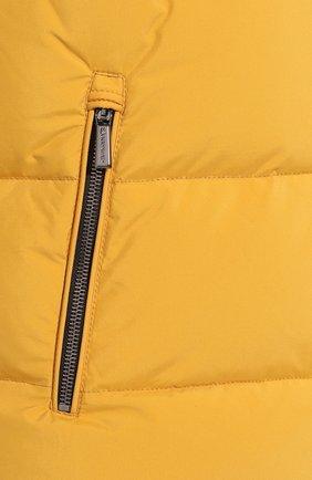 Пуховый жилет Fayer-STP | Фото №5