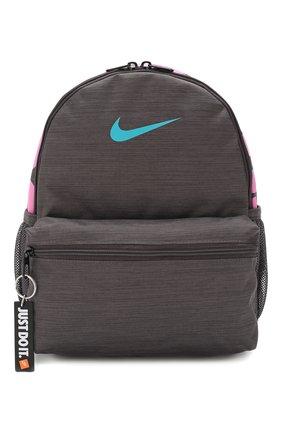 Детская рюкзак NIKE серого цвета, арт. BA5559-082 | Фото 1