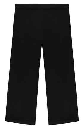 Детские хлопковые брюки DAL LAGO темно-синего цвета, арт. R208/8740/13-16 | Фото 2