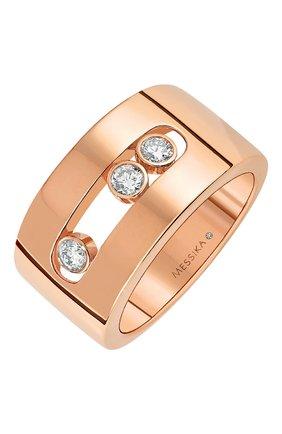 Женские кольцо MESSIKA розового золота цвета, арт. 04732-PG   Фото 1