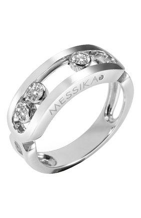 Женские кольцо MESSIKA белого золота цвета, арт. 03998-WG | Фото 1