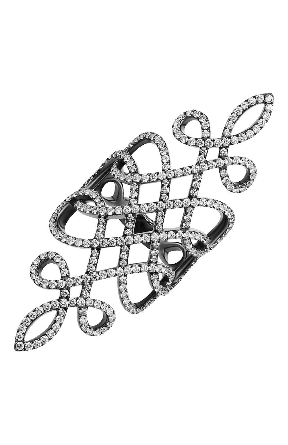 Женские кольцо MESSIKA белого золота цвета, арт. 05636-BG   Фото 1
