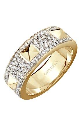 Женские кольцо MESSIKA желтого золота цвета, арт. 05437-YG | Фото 1