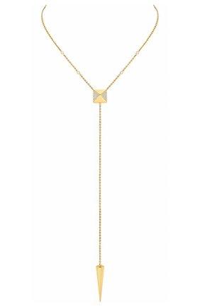 Женские колье MESSIKA желтого золота цвета, арт. 05642-YG | Фото 1