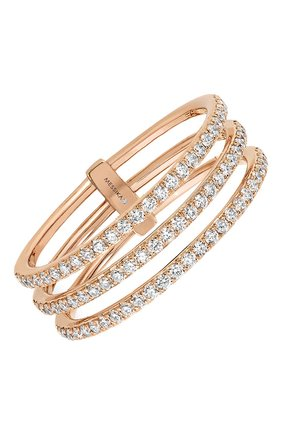 Женские кольцо MESSIKA розового золота цвета, арт. 05439-PG | Фото 1