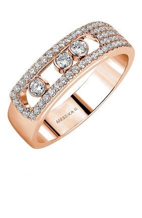 Женские кольцо MESSIKA розового золота цвета, арт. 06129-PG | Фото 1