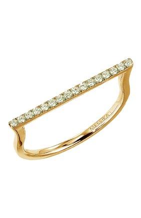Женские кольцо MESSIKA желтого золота цвета, арт. 05857-YG | Фото 1