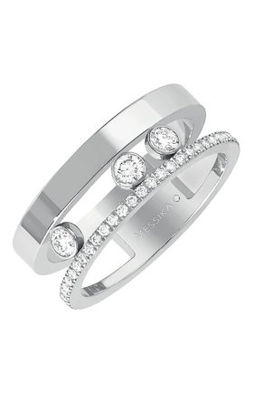 Женские кольцо MESSIKA белого золота цвета, арт. 06516-WG | Фото 1