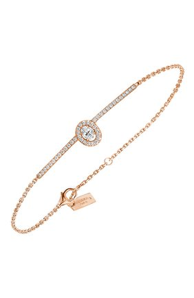 Женские браслет MESSIKA розового золота цвета, арт. 06177-PG | Фото 1