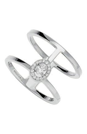 Женские кольцо MESSIKA белого золота цвета, арт. 06173-WG | Фото 1