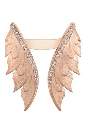 Женские кольцо STEPHEN WEBSTER розового золота цвета, арт. 3018884 | Фото 1