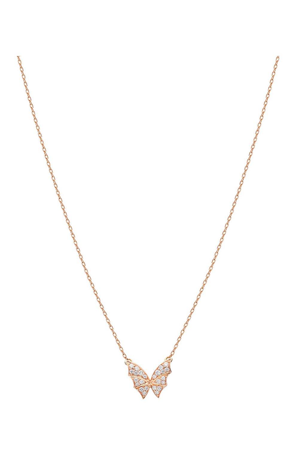 Женские кулон STEPHEN WEBSTER розового золота цвета, арт. 3019228   Фото 1
