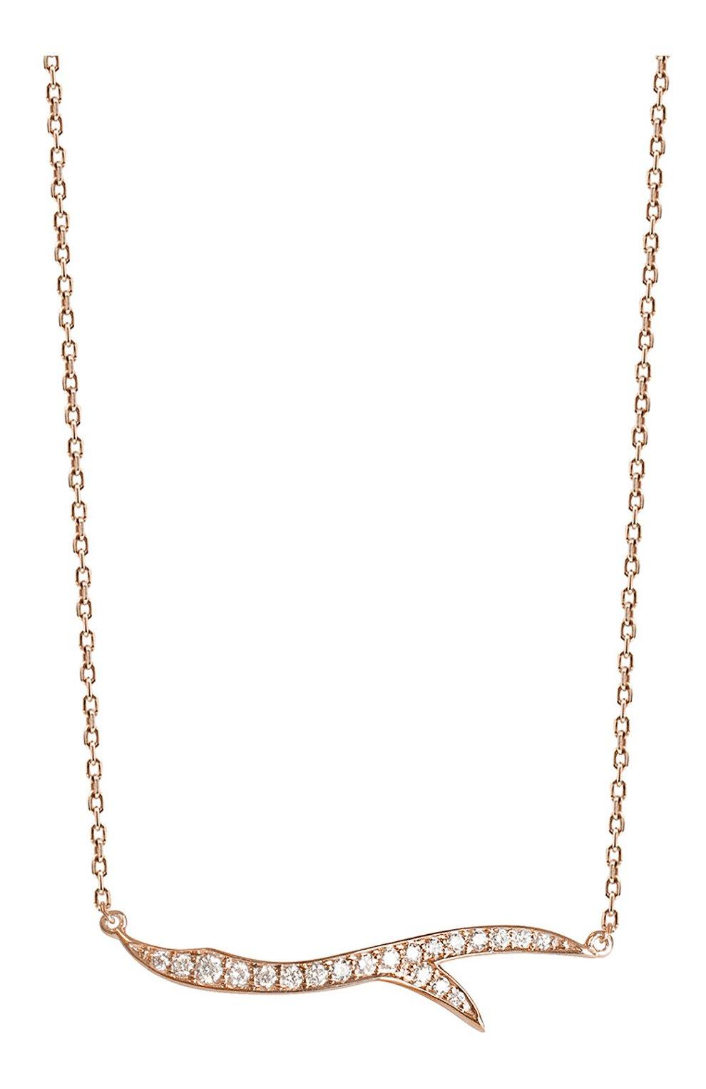 Женские колье STEPHEN WEBSTER розового золота цвета, арт. 3019200 | Фото 1