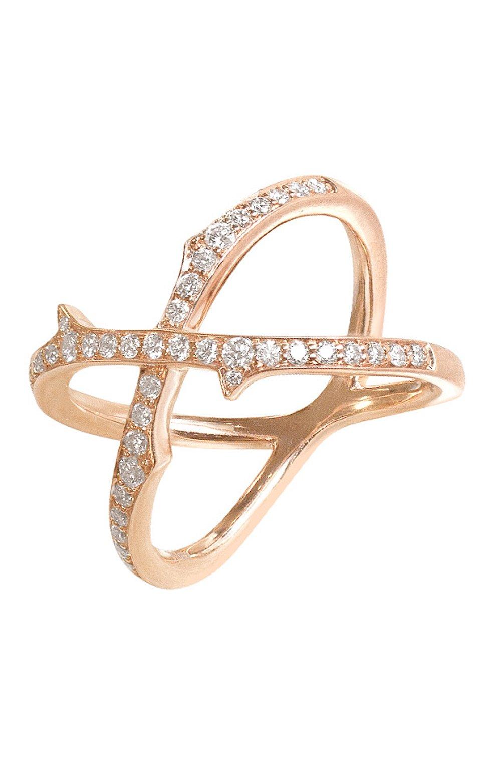 Женские кольцо STEPHEN WEBSTER розового золота цвета, арт. 3019204 | Фото 1