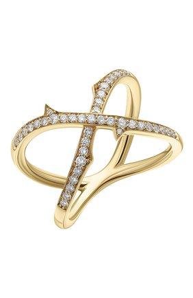 Женские кольцо STEPHEN WEBSTER желтого золота цвета, арт. 3019250   Фото 1