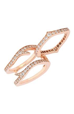 Женские кольцо STEPHEN WEBSTER розового золота цвета, арт. 3018865 | Фото 1