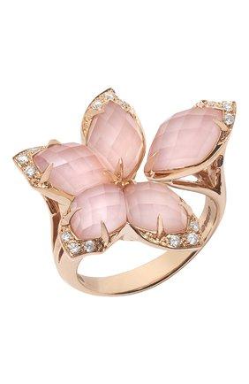 Женские кольцо STEPHEN WEBSTER розового золота цвета, арт. 3019385 | Фото 1