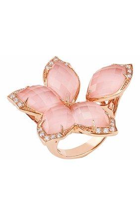 Женские кольцо STEPHEN WEBSTER розового золота цвета, арт. 3019418 | Фото 1
