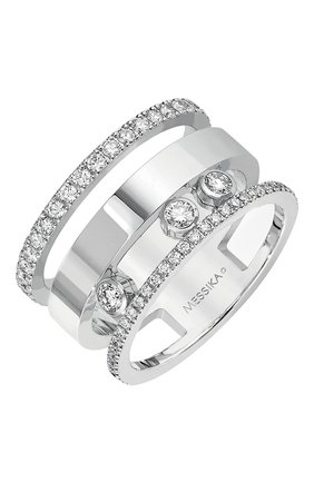 Женские кольцо MESSIKA белого золота цвета, арт. 06659-WG   Фото 1