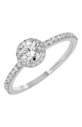 Женские кольцо MESSIKA белого золота цвета, арт. 04155-WG | Фото 1
