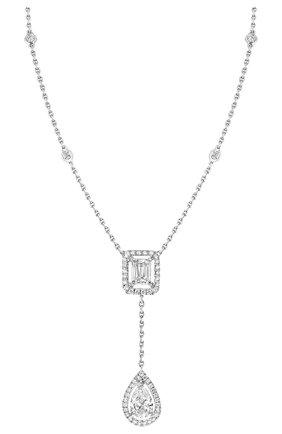 Женские колье MESSIKA белого золота цвета, арт. 06779-WG | Фото 1