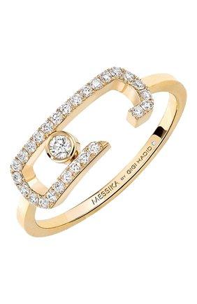 Женские кольцо MESSIKA желтого золота цвета, арт. 06832-YG | Фото 1