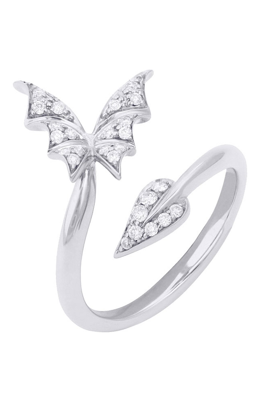 Женские кольцо STEPHEN WEBSTER белого золота цвета, арт. 3017170 | Фото 1