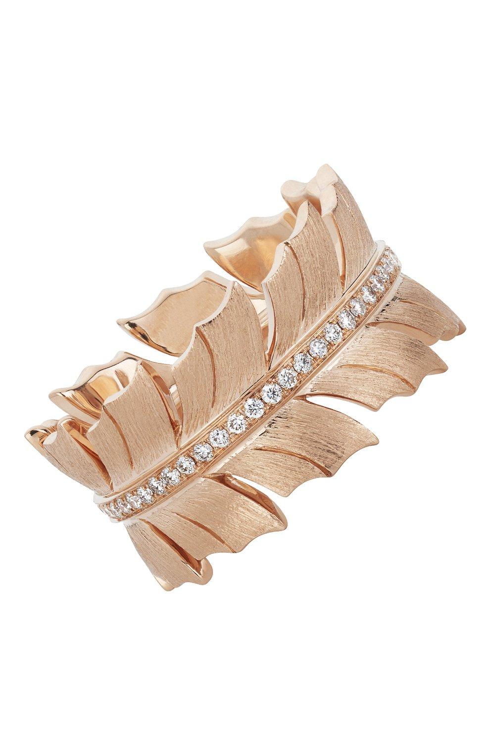 Женские кольцо STEPHEN WEBSTER розового золота цвета, арт. 3019860 | Фото 1