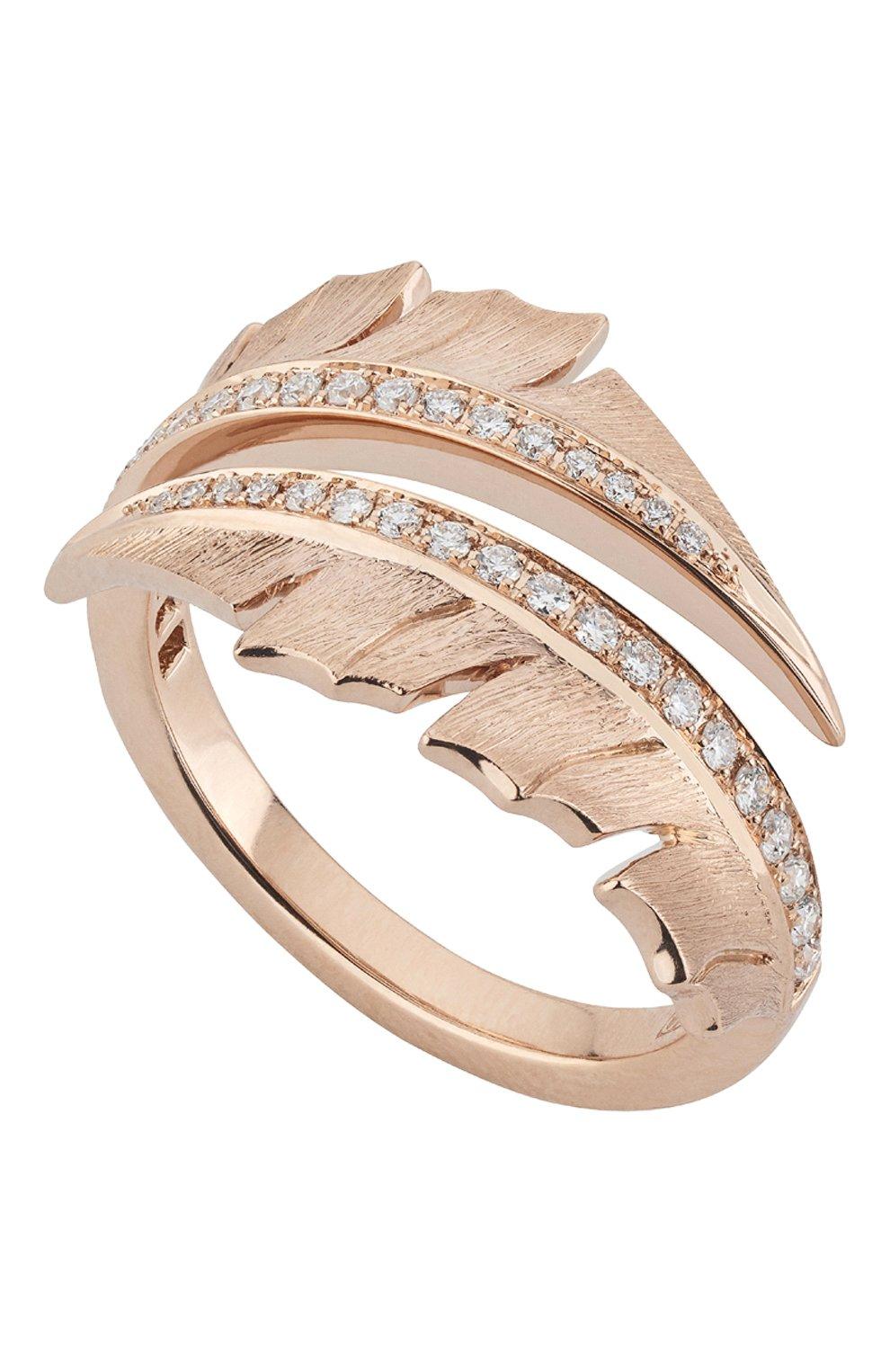 Женские кольцо STEPHEN WEBSTER розового золота цвета, арт. 3019863   Фото 1