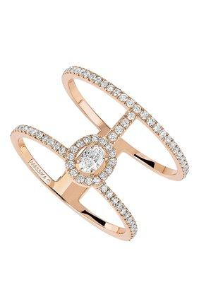 Женские кольцо MESSIKA розового золота цвета, арт. 05237-PG   Фото 1