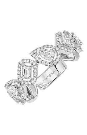 Женские кольцо MESSIKA бесцветного цвета, арт. 06705-WG | Фото 1