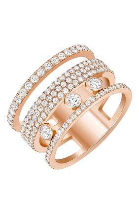 Женские кольцо MESSIKA бесцветного цвета, арт. 07205-PG | Фото 1