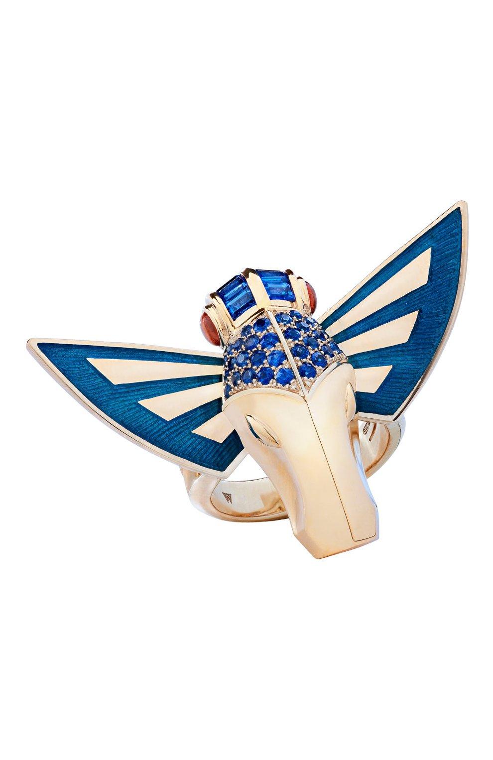 Женские кольцо STEPHEN WEBSTER бесцветного цвета, арт. 3021072   Фото 1