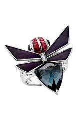 Женские кольцо STEPHEN WEBSTER бесцветного цвета, арт. 3021061 | Фото 1