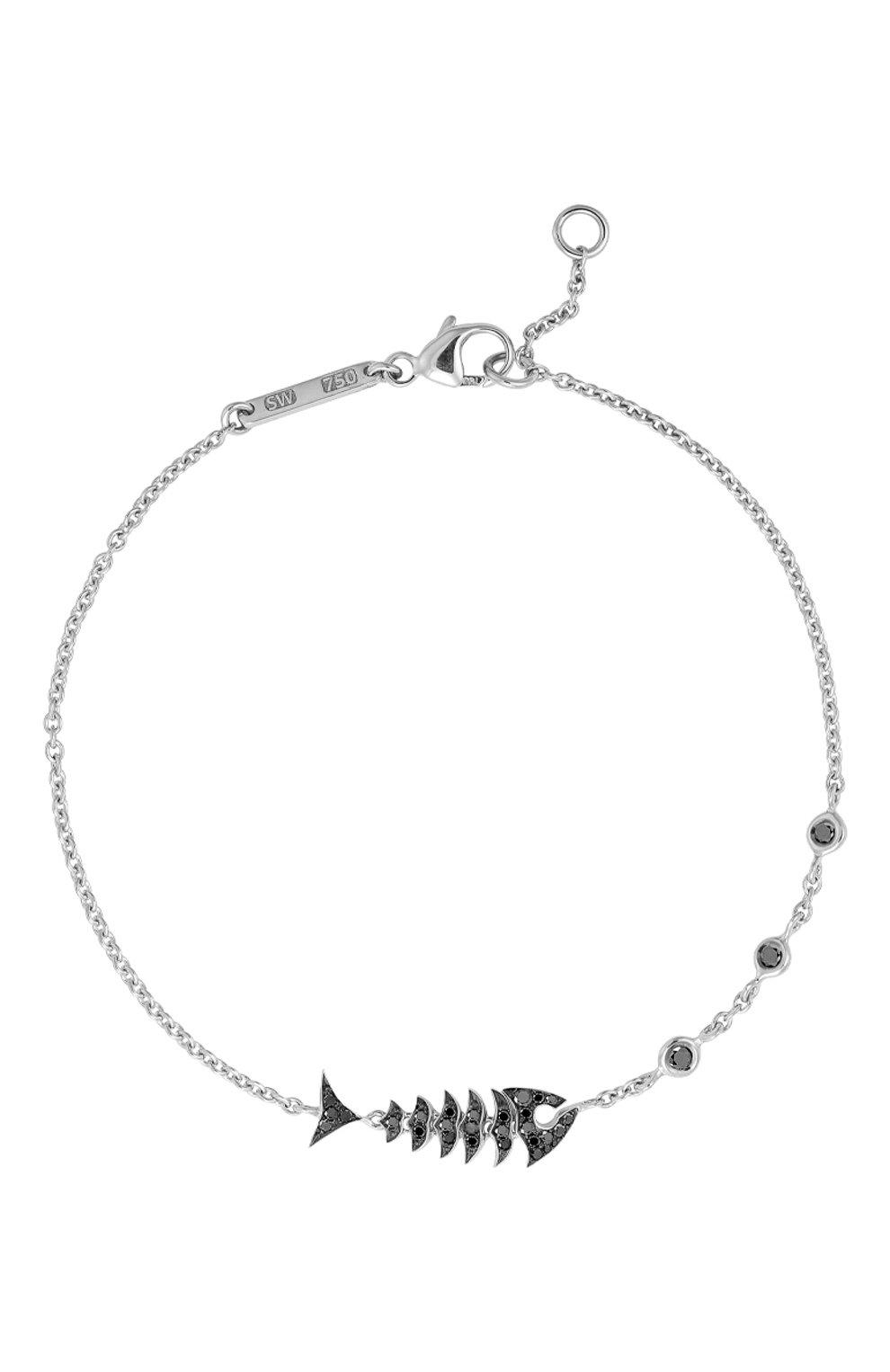 Женские браслет STEPHEN WEBSTER белого золота цвета, арт. 3018049 | Фото 1