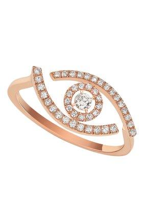 Женские кольцо MESSIKA розового золота цвета, арт. 10037-PG | Фото 1