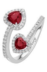 Женские кольцо MERCURY бесцветного цвета, арт. MR19752WR   Фото 1
