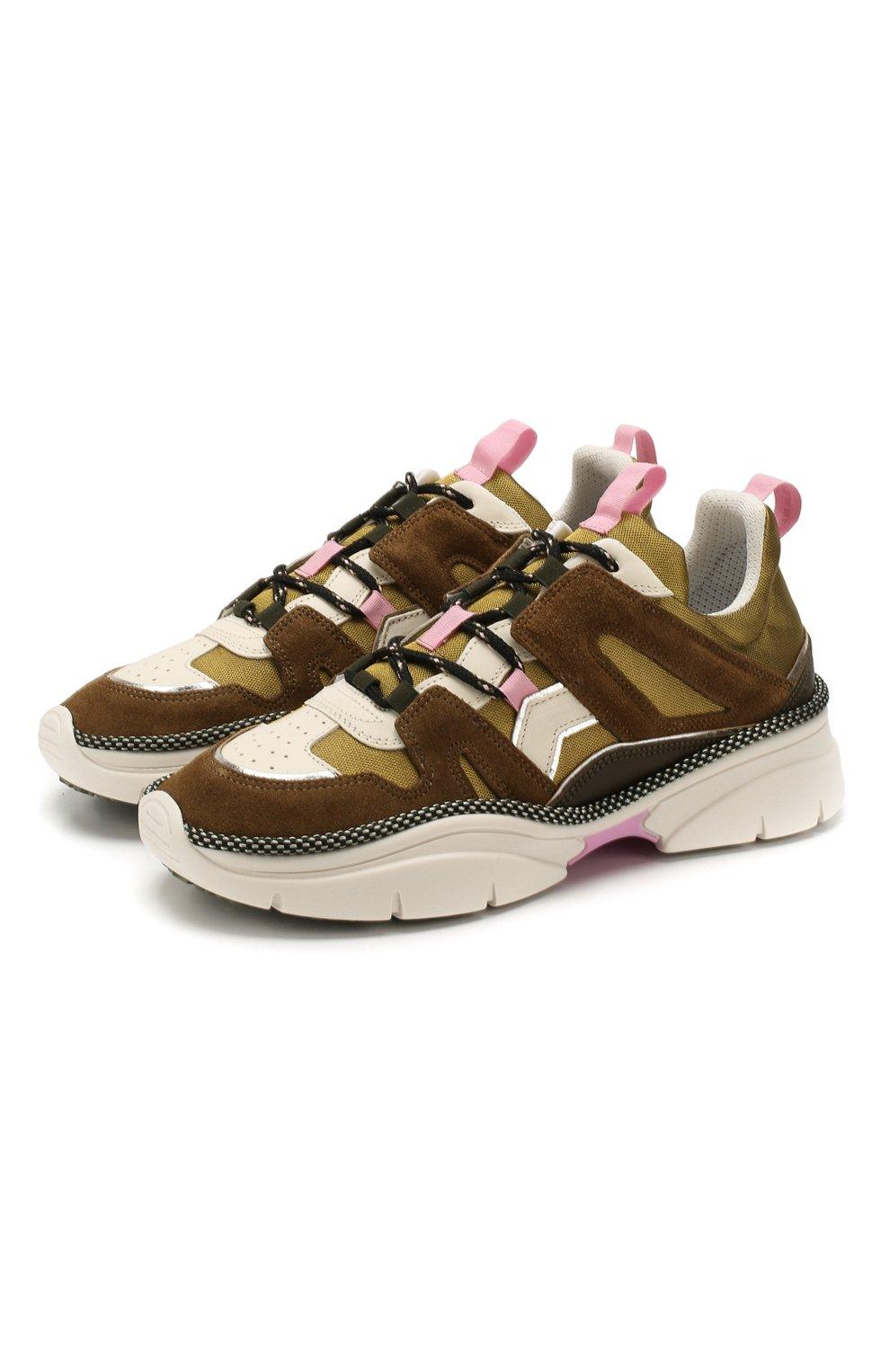 Комбинированные кроссовки Kindsay   Фото №1