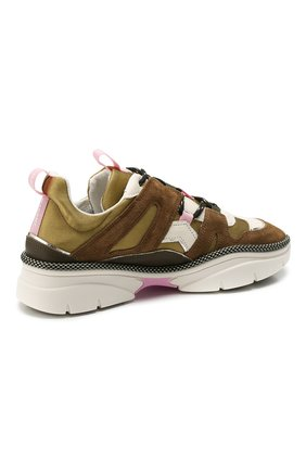 Комбинированные кроссовки Kindsay   Фото №4