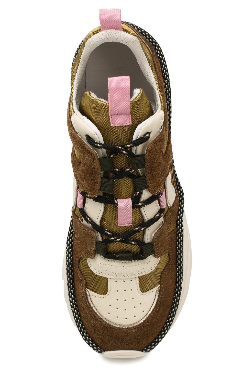 Комбинированные кроссовки Kindsay   Фото №5