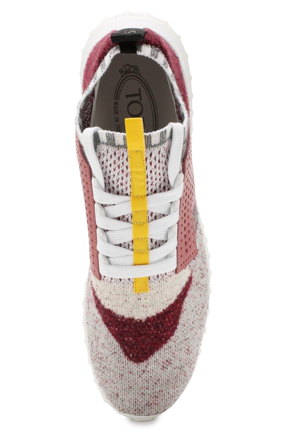 Текстильные кроссовки | Фото №5