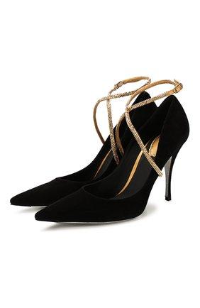 Замшевые туфли Twista | Фото №1
