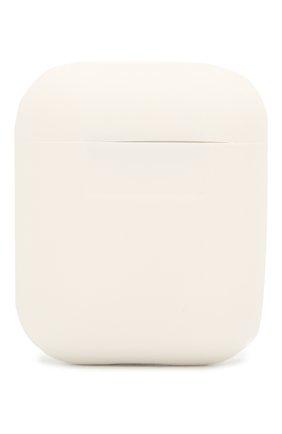 Чехол для airpods ELAGO белого цвета, арт. EAPSC-WH   Фото 1 (Статус проверки: Проверена категория)